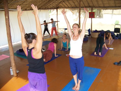 tribe yoga