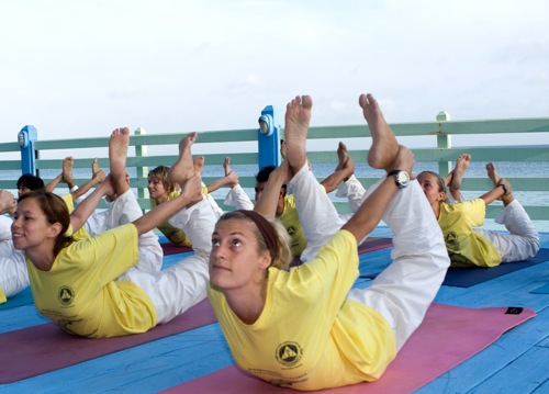 sivananda yoga ashram